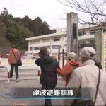 20181118津波災害に備え避難訓練 一宮町 (1)