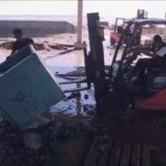 201910131055台風19号各地に大きな被害(南房総市中継) (2)