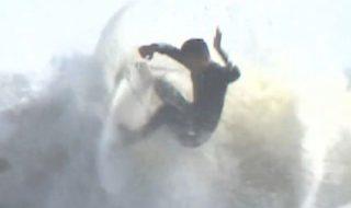 20210727サーフィン競技 千葉県一宮町出身の大原洋人選手 惜しくも敗戦で5位(10)